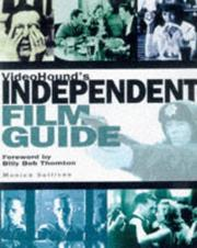 Cover of: VideoHound's independent film guide