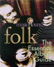 Cover of: MusicHound folk |
