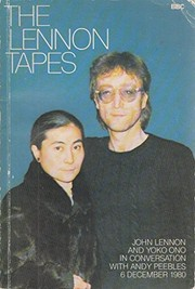 Cover of: The Lennon tapes