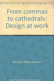 Cover of: From commas to cathedrals | Phyllis Lehmann McIntosh