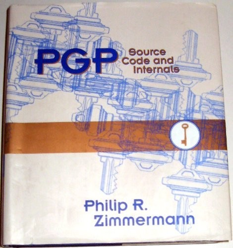 PGP source code and internals by Philip Zimmermann