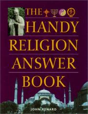 Cover of: The Handy Religion Answer Book (Handy Answer Books)