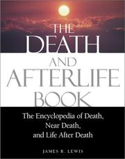 Cover of: The death and afterlife book