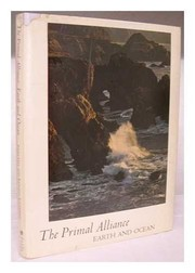 Cover of: The primal alliance: earth and ocean