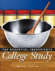 Cover of: College Study | Sally Lipsky