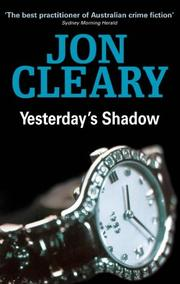 Cover of: Yesterday's shadow