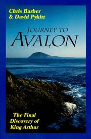 Journey to Avalon by Chris Barber