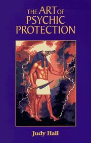 Cover of: The art of psychic protection
