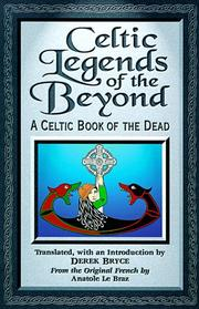 Cover of: Celtic legends of the beyond
