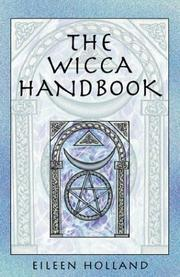 Cover of: The wicca handbook