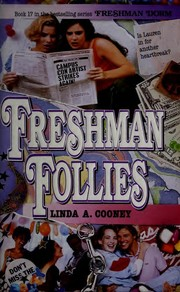 Cover of: Freshman Follies (Freshman Dorm) | Linda A. Cooney