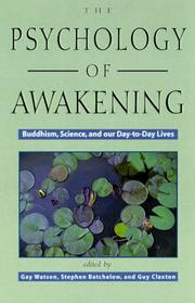 Cover of: The psychology of awakening