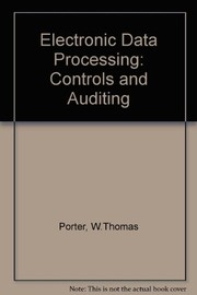 Cover of: Electronic Data Processing: Controls and Auditing