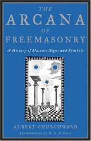 Cover of: The arcana of Freemasonry