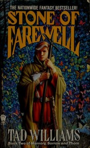Cover of: Stone of Farewell (Memory, Sorrow, and Thorn, Book 2)