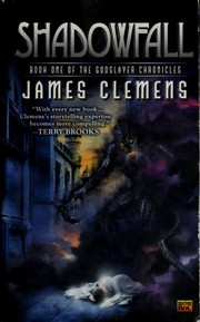 Cover of: Shadowfall | James Clemens
