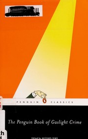 Cover of: The Penguin Book of Gaslight Crime