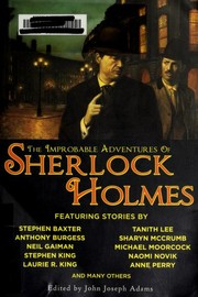 Cover of: The Improbable Adventures of Sherlock Holmes