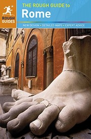 Cover of: The Rough Guide to Rome (Rough Guides)