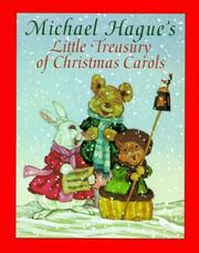 Cover of: Michael Hague's Little Treasury of Christmas Carols