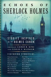 Cover of: Echoes of Sherlock Holmes
