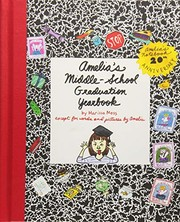 Cover of: Amelia's Middle-School Graduation Yearbook