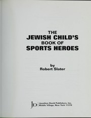 Cover of: The Jewish child