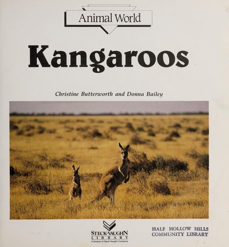 Kangaroos by Christine Butterworth