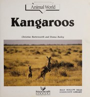 Cover of: Kangaroos | Christine Butterworth