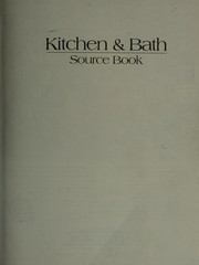 Cover of: Kitchen and Bath Source Book 1993 (Kitchen & Bath Sourcebook) | Sweet's Group, Hutton