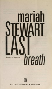 Cover of: Last breath : a novel of suspense