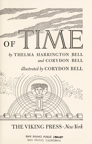 The riddle of time by Thelma Harrington Bell