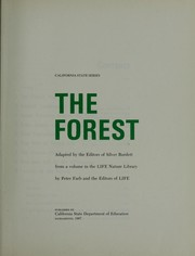 Cover of: The forest | Peter Farb