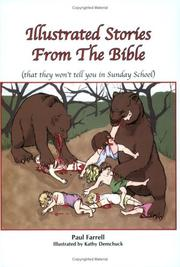 Cover of: Illustrated stories from the Bible (that they won