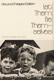Cover of: Let them be themselves