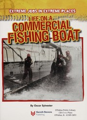 Cover of: Life on a commercial fishing boat | Oscar Sylvester