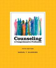 Cover of: Counseling: a comprehensive profession