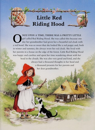 Little Red Riding Hood by