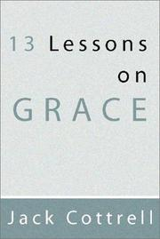 Cover of: 13 Lessons on Grace