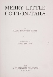 Cover of: Merry little cotton-tails