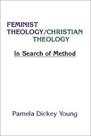 Cover of: Feminist theology/Christian theology