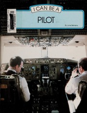 Cover of: I can be a pilot