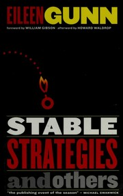 Cover of: Stable Strategies and Others | Eileen Gunn