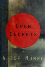 Cover of: Open secrets | Alice Munro