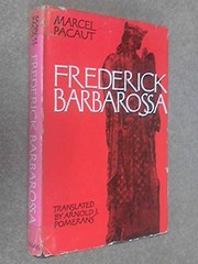 Cover of: Frédéric Barberousse