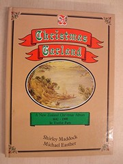 Cover of: A Christmas garland | Shirley Frances Whitley Maddock