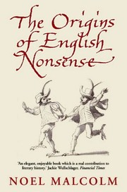 Cover of: The Origins of English Nonsense