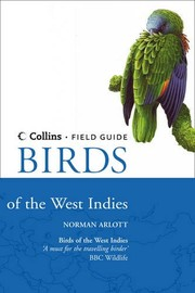Cover of: Birds of the West Indies (Collins Field Guide)
