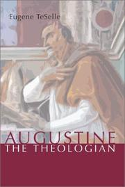 Cover of: Augustine the Theologian
