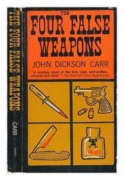 Cover of: The four false weapons